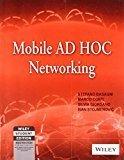 Mobile AD HOC Networking by Marco Conti, Silvia Giordano, Ivan Stojmenovic Stefano Basagni