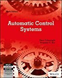 Automatic Control Systems 9ed by Benjamin C. Kuo Farid Golnaraghi