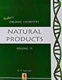 Organic Chemistry Natural Products Vol II PB by Agarwal O P