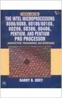 The Intel Microprocessors 8086 8088 4Th Ed