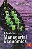 Text on Managerial Economics PB by Jhingan M L