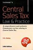 Central Sales Tax Law  Practice by V S Datey