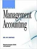 Management Accounting 2nd Edition  Reprint Aug 2016 by Dr. R.P. Rustagi