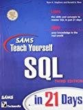 Teach Yourself SQL in 21 Days-Rev Ed. by Stephens