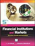 Financial Institution and Markets by L M Bhole