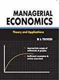 Managerial EconomicsTheory  Applications by M Trivedi