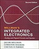 Millmans Integrated Electronics                        Paperback by Jacob Millman (Author), et al.| Pustakkosh.com