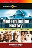Modern Indian History by Mohammad Tarique