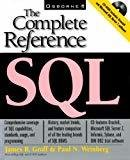 SQL The Complete Reference Second Edition by Paul Weinberg