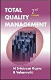 Total Quality Management by N Gupta