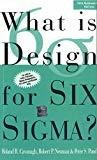 What is Design for Six Sigma by Roland Cavanagh