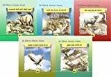 Animal Folk Tales from Around the World Set of 5 Books by Santhini Govindan