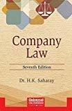 Company Law by H.K. Saharay