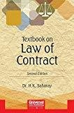 Textbook on Law of Contract by H. K. Saharay