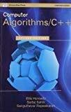 Computer Algorithms  C by Sahni Horowitz