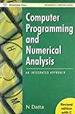 Computer Programming  Numerical Analysis by Datta N