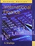 international Finance by Shailaja Gajjala