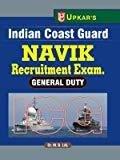 Indian Coast Guard Navik Recruitment Exam - General Duty by M.B. Lal