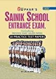 Sainik School Entrance Exam Class VI by Lal