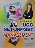 UGC-NETJRFSET Management - Paper II by L.N. Koli