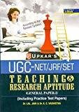 U.G.C.-NETJRFSET Teaching  Research Aptitude - General Paper I by Lal