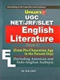 UGC-NETJRFSET English Literature - Paper II by B.B. Jain