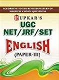 UGC NETJRFSLET English - Paper III by B.B.Jain