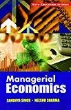 Managerial Economics by Singh Sandhya