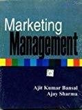 Markeing Management by Bansal A