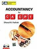 Accountancy for CA - CPT With Cd by Dhaval Pathak