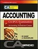 Accounting for CA - IPCC by Mohamed Hanif