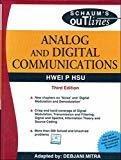 ANALOG  DIGITAL COMMUNICATION SCHAUMS OUTLINE SERIES by Hwei Hsu