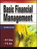 Basic Financial Management by M.Y. Khan