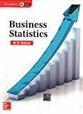 Business Statistics by N D Vohra