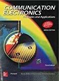 Communication Electronics Principles and Applications Principles  Applications by Louis Frenzel