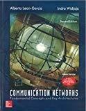 COMMUNICATION NETWORKS by Alberto Leon-Garcia