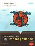 CONTEMPORARY MANAGEMENT by Gareth Jones