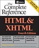 HTML  XHTML The Complete Reference by Thomas Powell