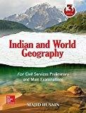 Indian and World Geography Old edition by Majid Husain
