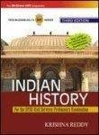 Indian History For The UPSC Preliminary Civil Services Examinations by Krishna Reddy