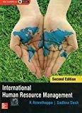 International Human Resource Management by K. Aswathappa