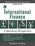 International Finance A Business Perspective by Prakash. G. Apte