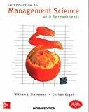 Introduction to Management Science by William Stevenson