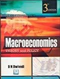 Macroeconomics Theory and Policy by D N Dwivedi