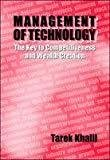 Management of Technology by Tarek Khalil