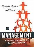 MANAGEMENT  CONCEPT  CASES by K. Aswathappa
