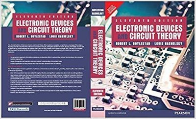 Electronic Devices and Circuit Theory                        Paperback  Boylestad / Nashelsky | Pustakkosh.com