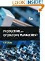 Production and Operations Management                        Paperback S. Chary