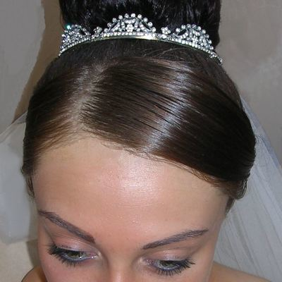 Deco Tiara (SOLD)