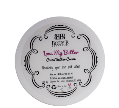 Love My Butter-Cocoa Butter Creme